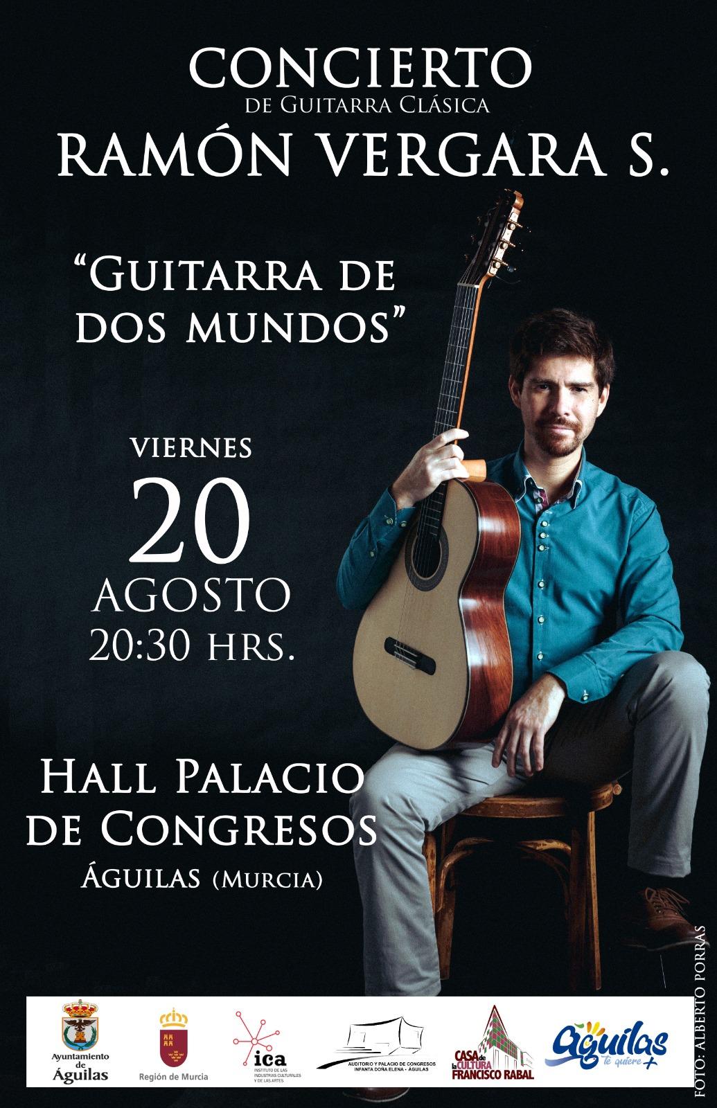 Concierto Guitarra Clásica Ramón Vergara