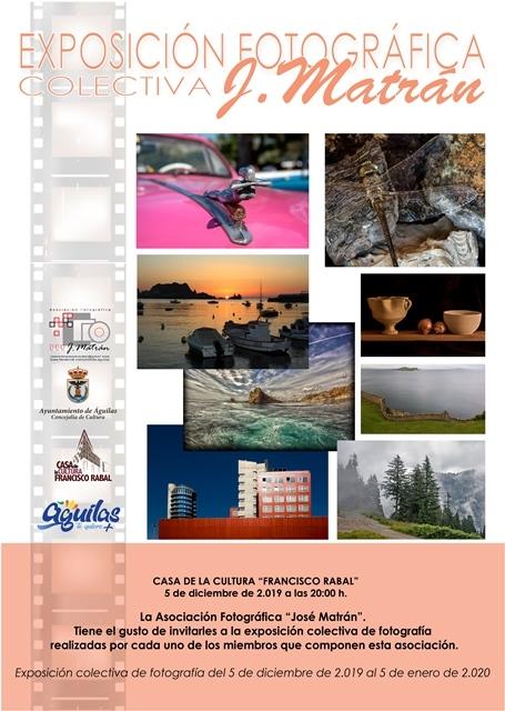 Exposición Fotográfica Colectiva Asociación