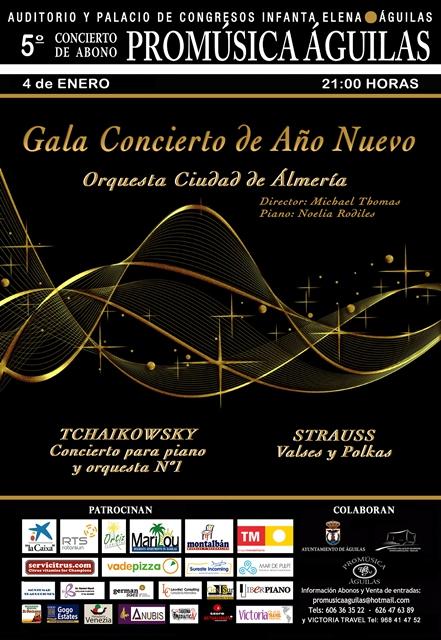 Gala Concierto de Año Nuevo