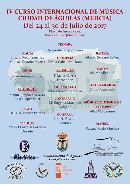 IV Curso Internacional de Música
