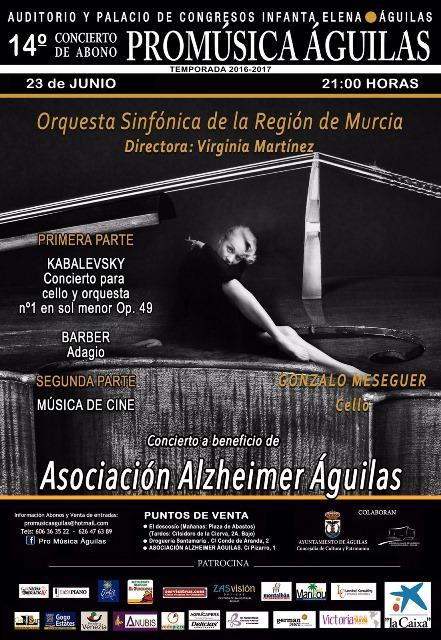 Concierto Promúsica. 14º Concierto de Abono.