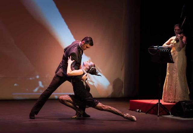 Tango Show. Una noche en Buenos Aires.