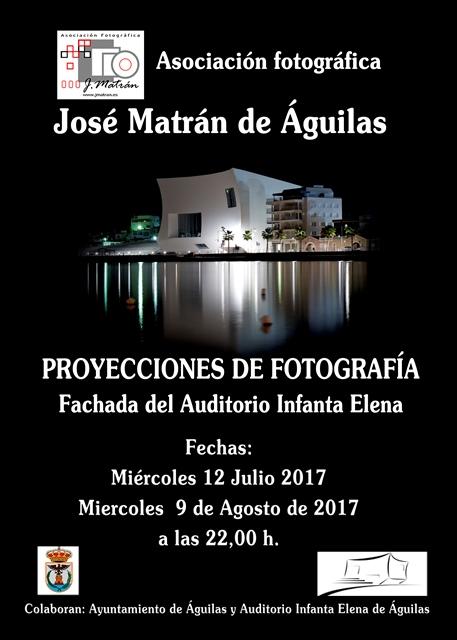 Las noches del Auditorio: Proyección de la Asociación Fotográfica