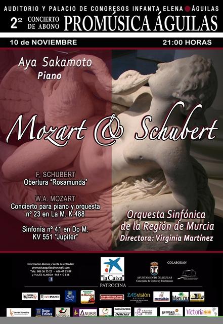 Concierto Promúsica. 2º Concierto de Abono. Temporada 2017/2018