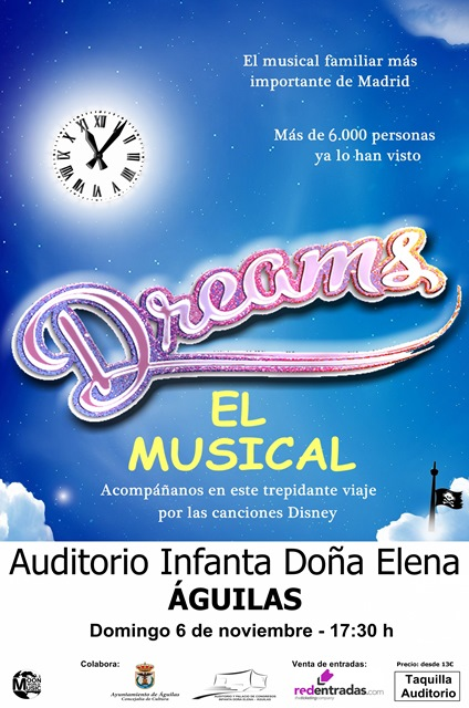 Dreams, el Musical