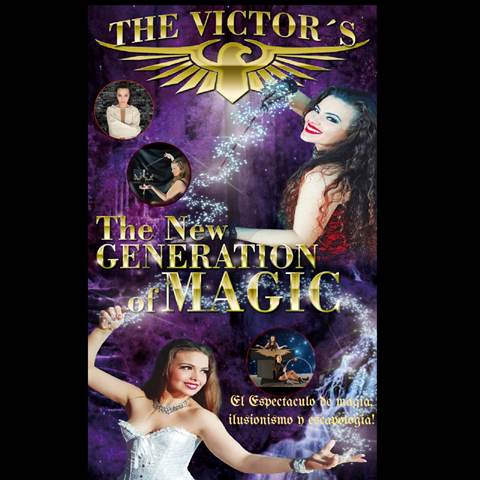 The Victor´s. The News Generation of Magic