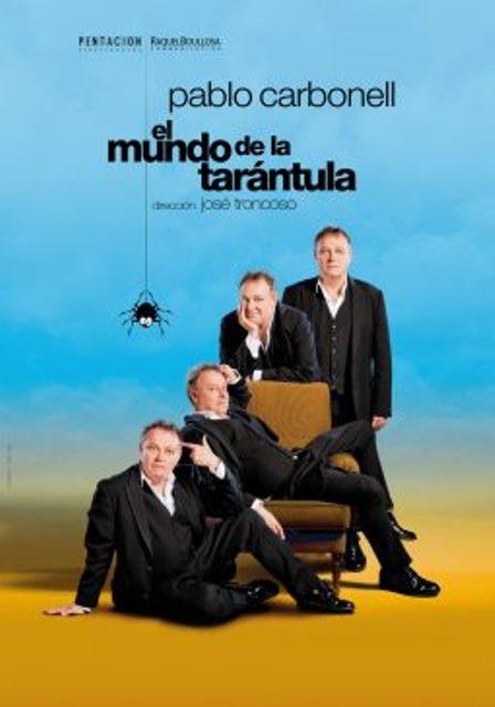 EL MUNDO DE LA TARANTULA