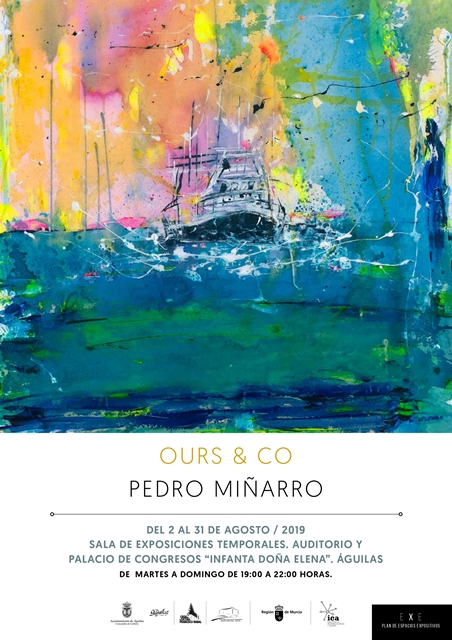 OURS & CO Pedro Miñarro