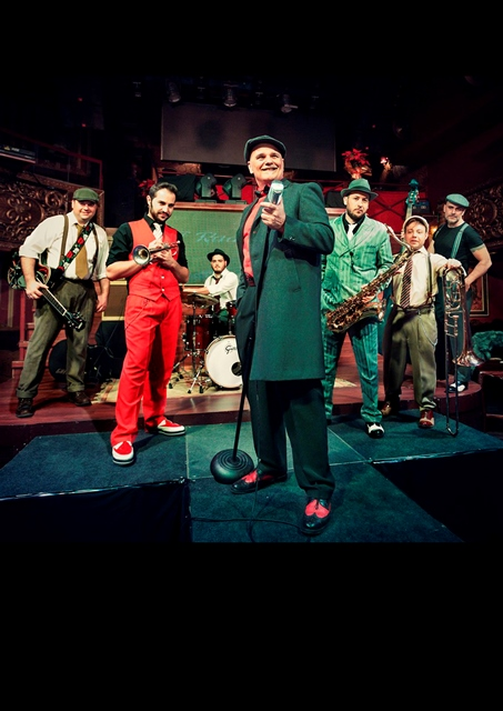 The Troupers Swing Band