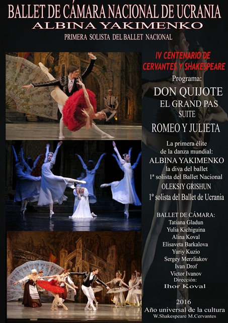 Ballet Nacional de C�mara de Ucrania