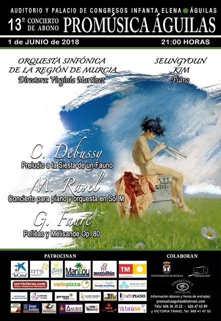 Concierto Promúsica. 13º Concierto de Abono.