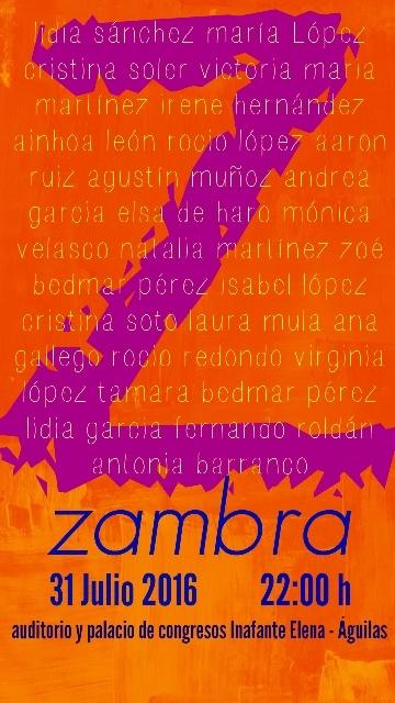 Ballet Zambra