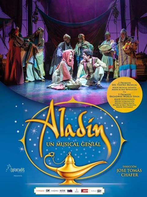 Aladin. Un Musical Genial.