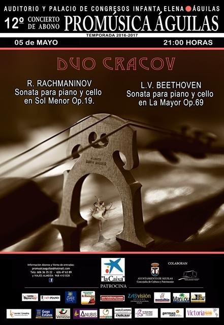 Concierto Promúsica. 12º Concierto de Abono.