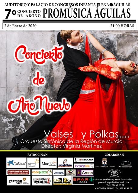 Concierto Promúsica. 7º Concierto de Abono.