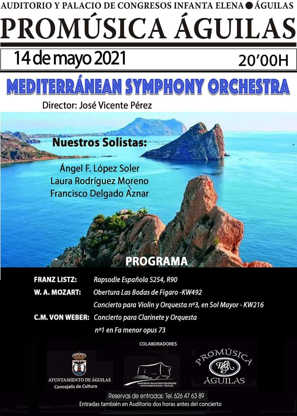 Promusica Águilas Mediterranean Symphony Orchestra