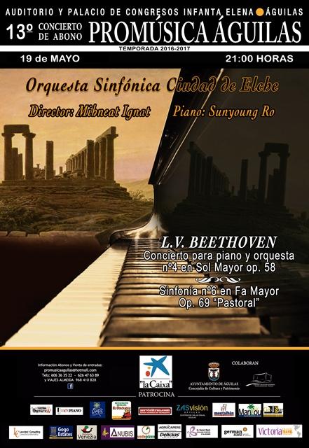 Concierto Promúsica. 13º Concierto de Abono