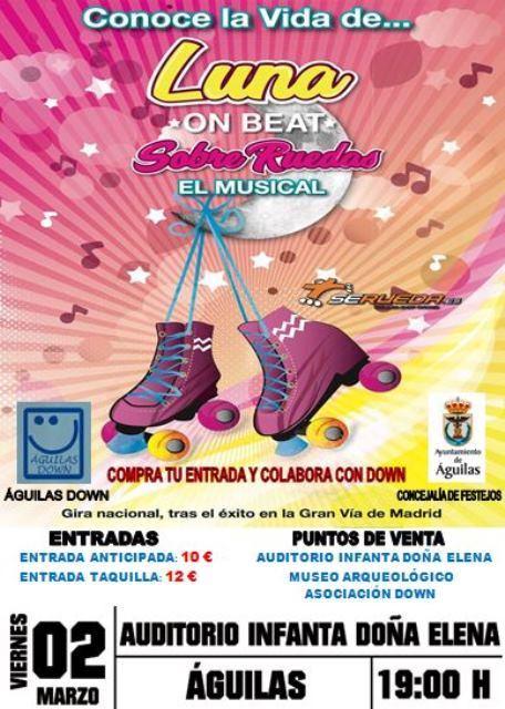 Luna on Beat Sobre ruedas. El Musical.