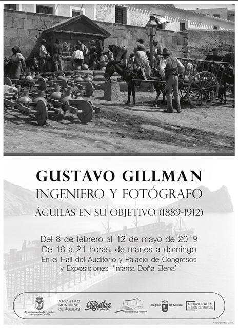 Gustavo Gillman Ingeniero y Fotógrafo: