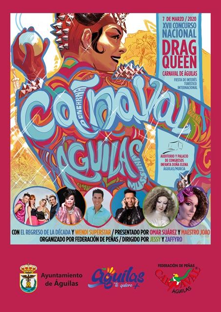 XVII Concurso Nacional de Drag Queen
