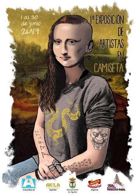 1ª Exposición de Artistas en Camiseta