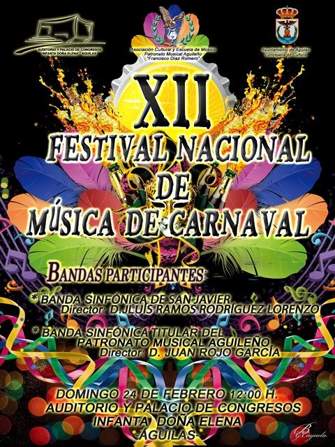 XII Festival Nacional de Música de Carnaval
