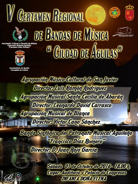 V� Certamen Regional de Bandas de M�sica