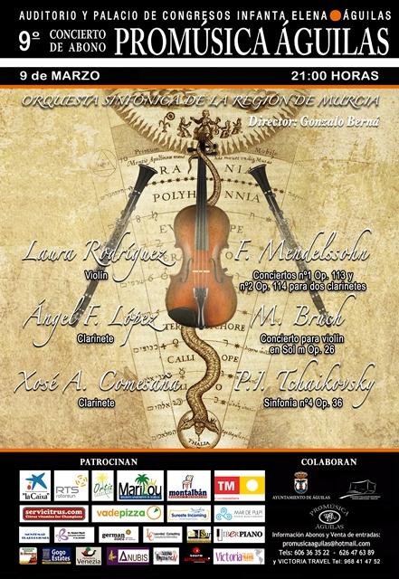 Concierto Promúsica. 9º Concierto de Abono