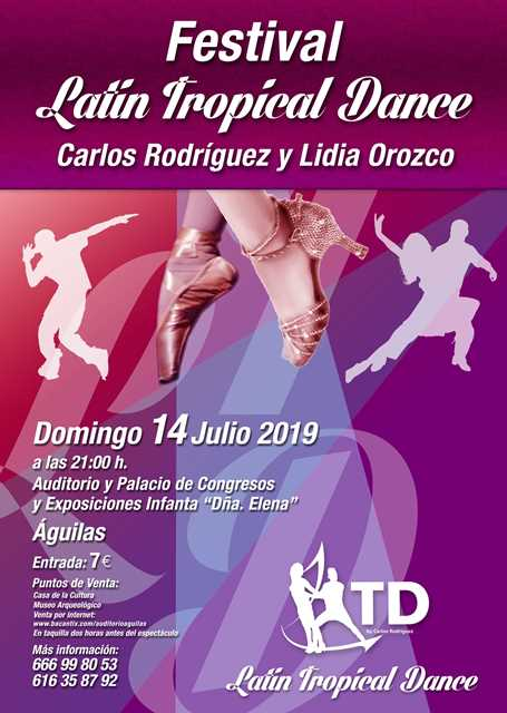 Festival Latin Tropical Dance