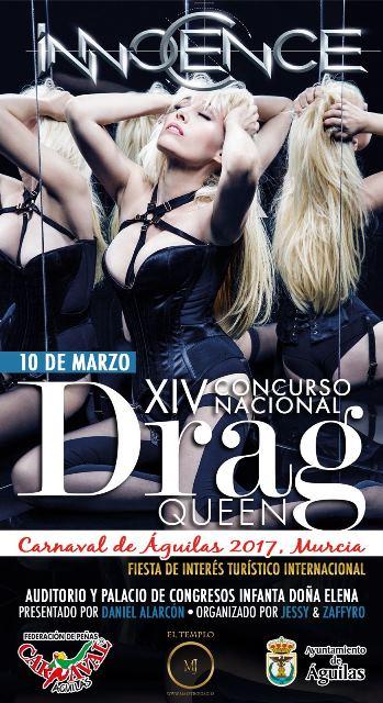 XIV Concurso Nacional de Drag Queen